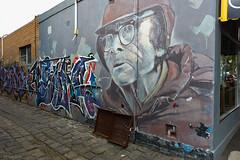 Collingwood street-art (i-lenticularis) Tags: street streetart collingwood australia melbourne m9 zm25f28
