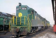 PNCX SD18m 1819 (Chuck Zeiler) Tags: railroad precision locomotive 1819 chz emd sd18m pncx