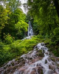 Bad Urach Waterfall (SageJTN) Tags: longexposure germany deutschland waterfall