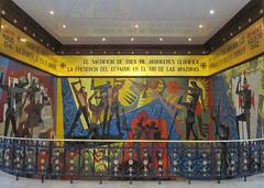 "Quito: el Palacio del Gobierno <a style=""margin-left:10px; font-size:0.8em;"" href=""http://www.flickr.com/photos/127723101@N04/27408577126/"" target=""_blank"">@flickr</a>"
