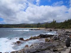 Honokahua Bay (altfelix11) Tags: beach hawaii maui pacificocean kapalua makaluapunapoint dtflemingbeachpark honokahuabay honokuabay