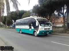 Senaltur S,A, 290 (Los Buses Y Camiones De Bogota) Tags: bus colombia bogota escolar sa turismo autobus 290 especiales busologia senaltur
