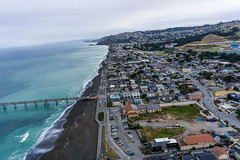 Black Sands (Wind Watcher) Tags: california kite pier kap pacifica municipal bkt dopero windwatcher