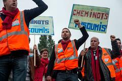 Dfil des Insoumis (dprezat) Tags: street portrait people paris nikon protest meeting campagne opposition gauche d800 dfil stalingrad prsidentielle insoumis nikond800 partidegauche 6merpublique jlm2017 franceinsoumise