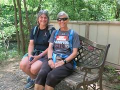 Catoctin Zoo ~ sister time (karma (Karen)) Tags: family maryland benches zoos thurmont frederickco catoctinzoo