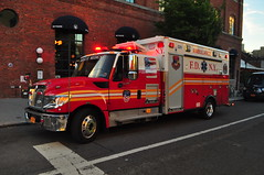 FDNY EMS Rescue Medics Ambulance 029 (Triborough) Tags: ny nyc newyork newyorkcity kingscounty brooklyn williamsburg fdny newyorkcityfiredepartment ems fdnyems firetruck fireengine ambulance rescuemedics international terrastar wheeledcoach