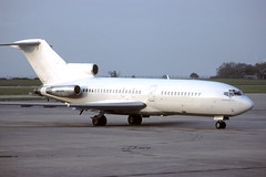 N8140G-1-EGNX-MAY1989 (Alpha Mike Aviation Photography) Tags: ema 727 eastmidlands boeing727 egnx torosair n8140g