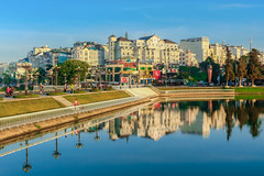 City of love (Nguyen Dang Quoc Viet) Tags: city morning love sunshine town
