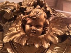 (Donna_c_Nicoll) Tags: angel religious antique 17thcentury musical cherub baroque instruments renaissance 18thcentury tapestry 16thcentury putti deancastle