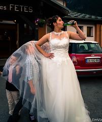 Pranksters (Lalykse) Tags: france justine newzealand nouvellezlande servoz wellington william amour bride couple femme fte groom homme husband love man mariage mari marie party portrait wedding wife woman pouse poux