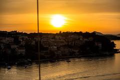 Sunset outside of Dubrovnik-Jlombard (joshualombard) Tags: sunset water croatia hr dubrovnik oldcity dubrovakoneretvanskaupanija dubrovakoneretvanskaupanij