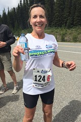 Leg 6 Recovering (Downhillnut) Tags: mountains calgary race kananaskis longview relay nakiska 2016 crr 100miles relayteam 10runners calgaryroadrunners