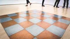 Please Keep Shoes Off the Modern Art (Jordan Jozwiak) Tags: people art feet modern standing walking shoes candid indoor individuals musesum
