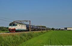 E633 227 - Si nota anche il terzo dito! (MattiaDeambrogio) Tags: train trains cargo genova ii domo treno marittima trenitalia treni 227 xmpr e633 borgolavezzaro
