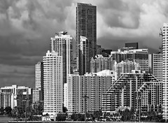 View of downtown Miami, Florida, U.S.A. The Magic City (Jorge Marco Molina) Tags: urban usa building skyscraper cityscape florida miami highrise density fourseasonshotel magiccity sunshinestate miamidadecounty fourseasonstower
