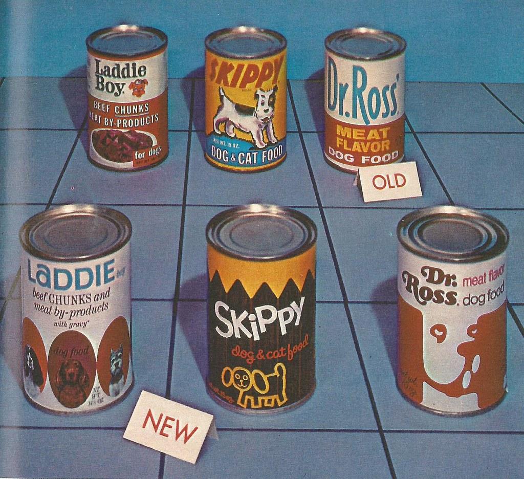 Skippy Dog Food Commercial