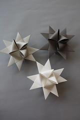 Origami création - Didier Boursin - Stars