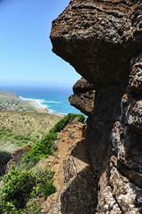2013-05-17  #010  @01.47.29 PM ~  Koko Crater-Halona Blow Hole (sansei247) Tags: hawaii nikon hole oahu hiking blow crater koko 28300 halona 2013