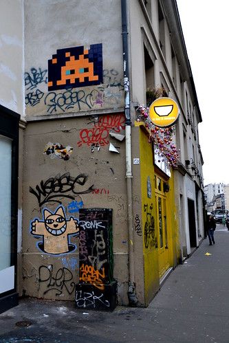 Monsieur Chat feat Space Invader (PA_277) feat Nemi