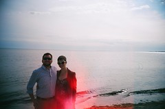 Sean and Jamie's Wedding in Provincetown (drmflt) Tags: lomography provincetown lomolca lomofi ektar100