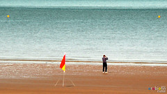 Pembrokeshire June 2013 - 068 - Saundersfoot (marmaset) Tags: beach rural village angle pembrokeshire pembs