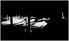sleep (ant_94) Tags: cameraphone sea blackandwhite bw night boat mare estate barche ombre spiaggia notte bianconero android buio notturno