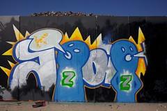 "IMG_1969 (Helsinki street art office Supafly) Tags: street streetart color art wall suomi graffiti helsinki colorful spray urbanart spraypaint graff hel kiva ""street graffitiwall art"" katutaide supafly legalgraffiti"