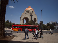 Mexico City (aljuarez) Tags: monument museum mxico de df downtown monumento ciudad muse stadt mexique museo altstadt revolucin ville centreville mexiko city mexico ciudad centro mxico histrico
