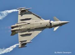 Italian EF2000 Typhoon (Martin Davenport 600k views thank you all) Tags: italian typhoon riat 2013 ef2000