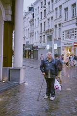 scowl (dan-morris) Tags: brussels film analog fuji belgium superia olympus ps xa2 negative 35mmfilm 200 pointandshoot olympusxa2 fujisuperia200 uploadedviaflickrqcom