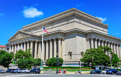 US National Archives Building - Washington DC (mbell1975) Tags: usa building america us dc washington districtofcolumbia unitedstates national american archives government