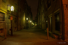 0005.jpg (grahamvphoto) Tags: street light lamp boston night alley lampost