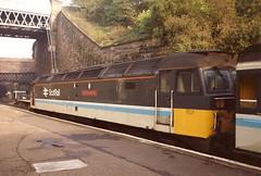 Class 47/7 47711 Greyfriars Bobby - Glasgow Queen Street (dwb transport photos) Tags: diesel glasgow railway locomotive duff greyfriarsbobby britishrailways 47711