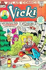 Vicki 2 (Film Snob) Tags: girls cute sexy girl comic young betty veronica teen bikini teenager archie teenage