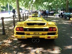 Lamborghini Diablo (mangopulp2008) Tags: classic car st james italian event diablo concours lamborghini elegance lamborghinidiablo worldcars stjamesconcoursofeleganceclassiccarevent