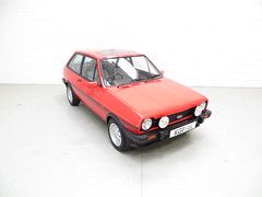 1983 Mk1 Ford Fiesta XR2 (KGF Classic Cars) Tags: ford fiesta rs xr supersport xr2