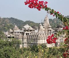 Der Duft des Geistes. Adinatha-Tempel,  Ranakpur.
