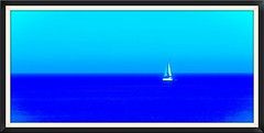 Sailing (**James Lee**) Tags: ocean sun seascape nature coast boat sailing yacht sydney australia nsw sail flickrsfinestimages1 vision:mountain=0545