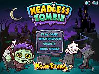 沒有頭的殭屍(Headless Zombie)