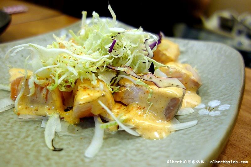 台北中山.小六食堂:干貝vs鮭魚