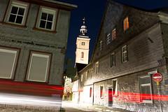 Evening in goslar (Frank Schmidt) Tags: old city colors night canon germany dark denmark deutschland photography town photo colorful exposure foto view picture l tyskland danmark streetphotos goslar gade farver eos7d gadelygter gadefoto gadefotos