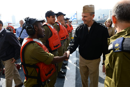 American and Israeli Navies Meet Again