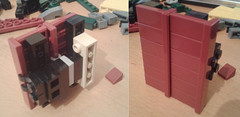 Plank sides revision (bricktrix) Tags: train lego cct planksides