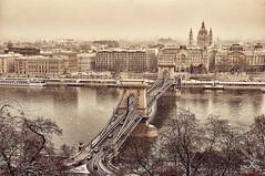 Snow in Budapest (CARLORICCI) Tags: carl