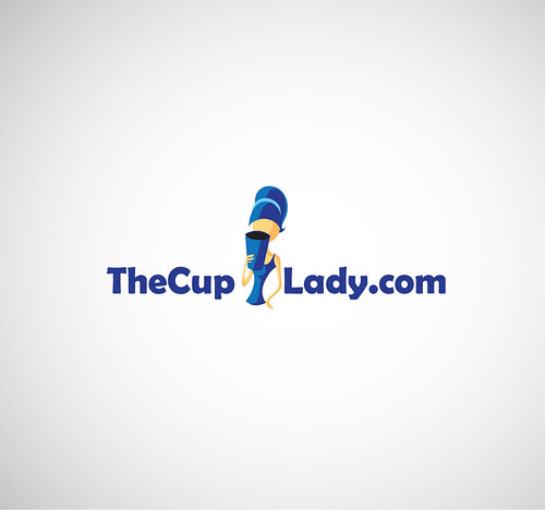 The Cup Lady Logo