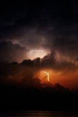 Lightning (jverstrate) Tags: night clouds nighttime thunderstorm lightning stormclouds