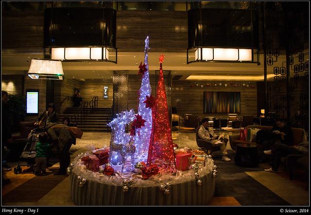 帝京酒店Lobby