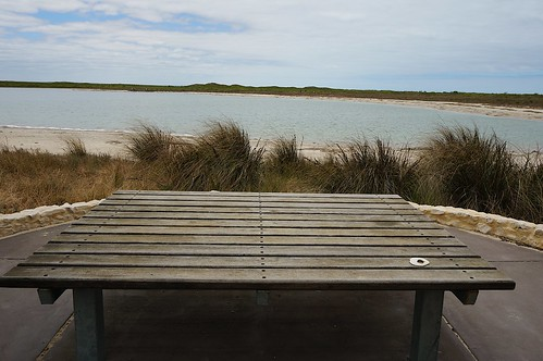 Bench at Lake Thetis (2)