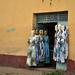 Shop window, Axum