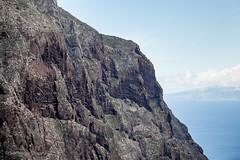Masca cliffs (Zalacain) Tags: cliff mountains island spain canarias tenerife volcanic canaryislands islascanarias masca